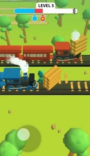 条条铁路通大鹏手游